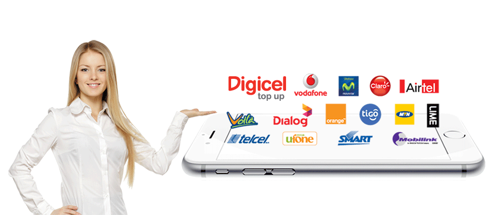 International Mobile Recharge